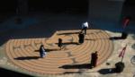 Labyrinth Garden, California Pacific Medical Center. Photo by David Razavi.