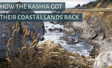 How This Tribe Got Their Coastal California Lands Returned