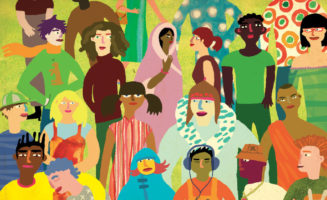Gallery of Voices: More Essays on Identity