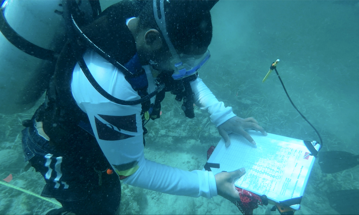 Uncovering Stories of Slavery Under Water