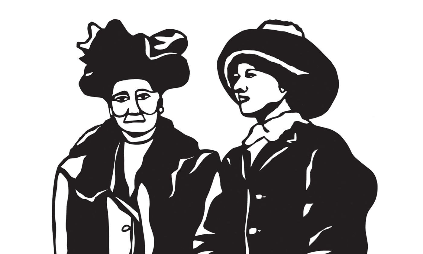 The Women Who Welcomed Immigrants