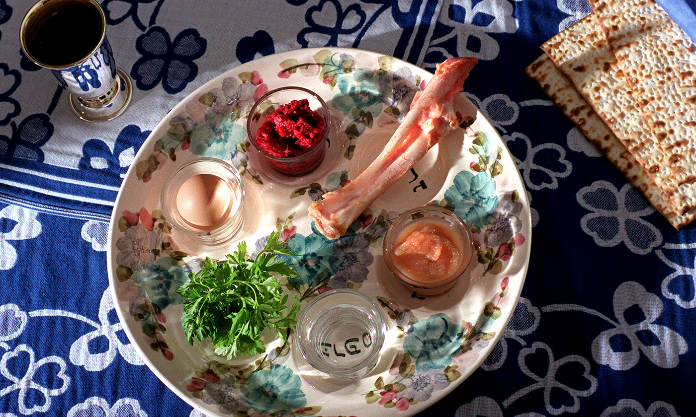 Virtual or Not, a Passover Seder for the Earth