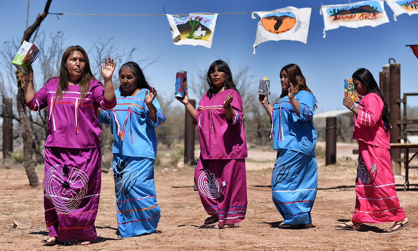 What Is the U.S.-Mexico Border to Indigenous Peoples Who Have Lived There?
