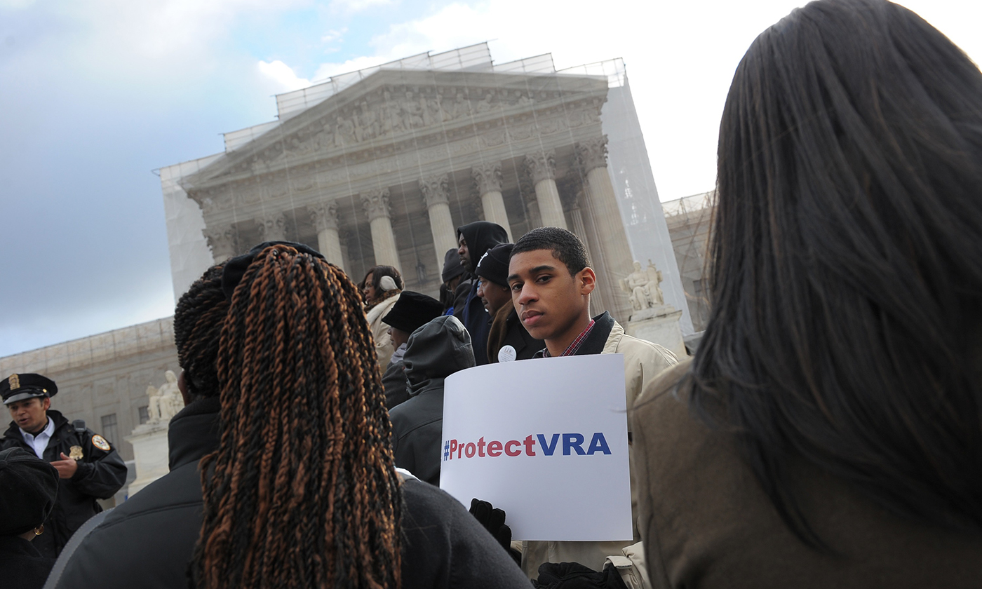 How the Supreme Court Undermined the Black Vote