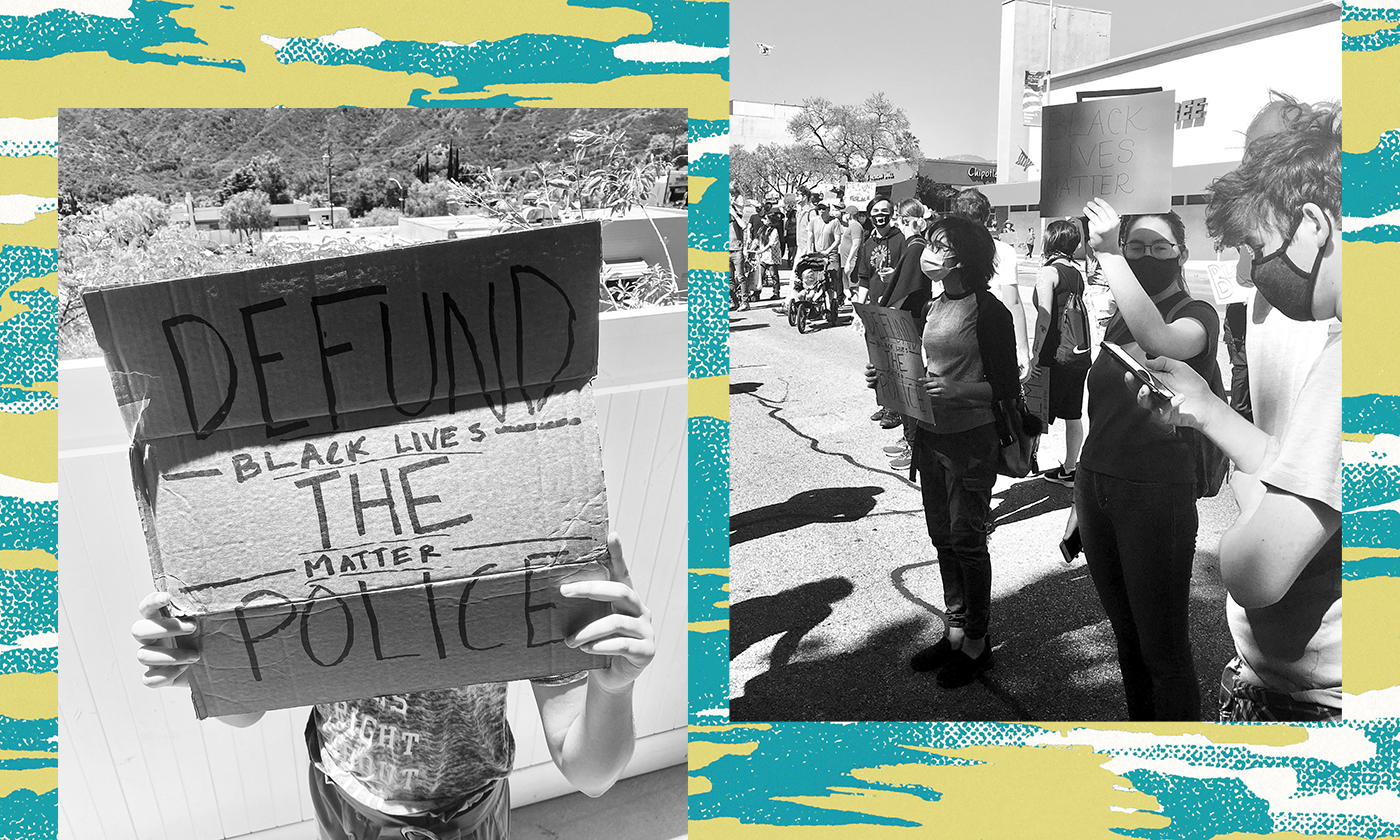 Love, Justice, and Common Humanity: A Student's Perspective on Finding Hope