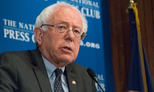 Pardon the Interruption, Bernie: Why Black Lives Matter Is in Politics to Stay