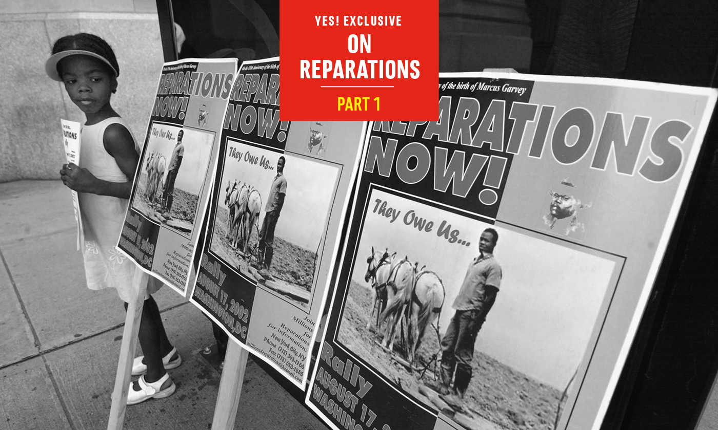 Reparations Are a Peace Treaty