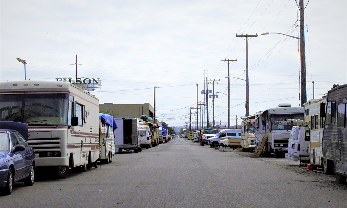 How to Make Public Space for People Living Out of RVs