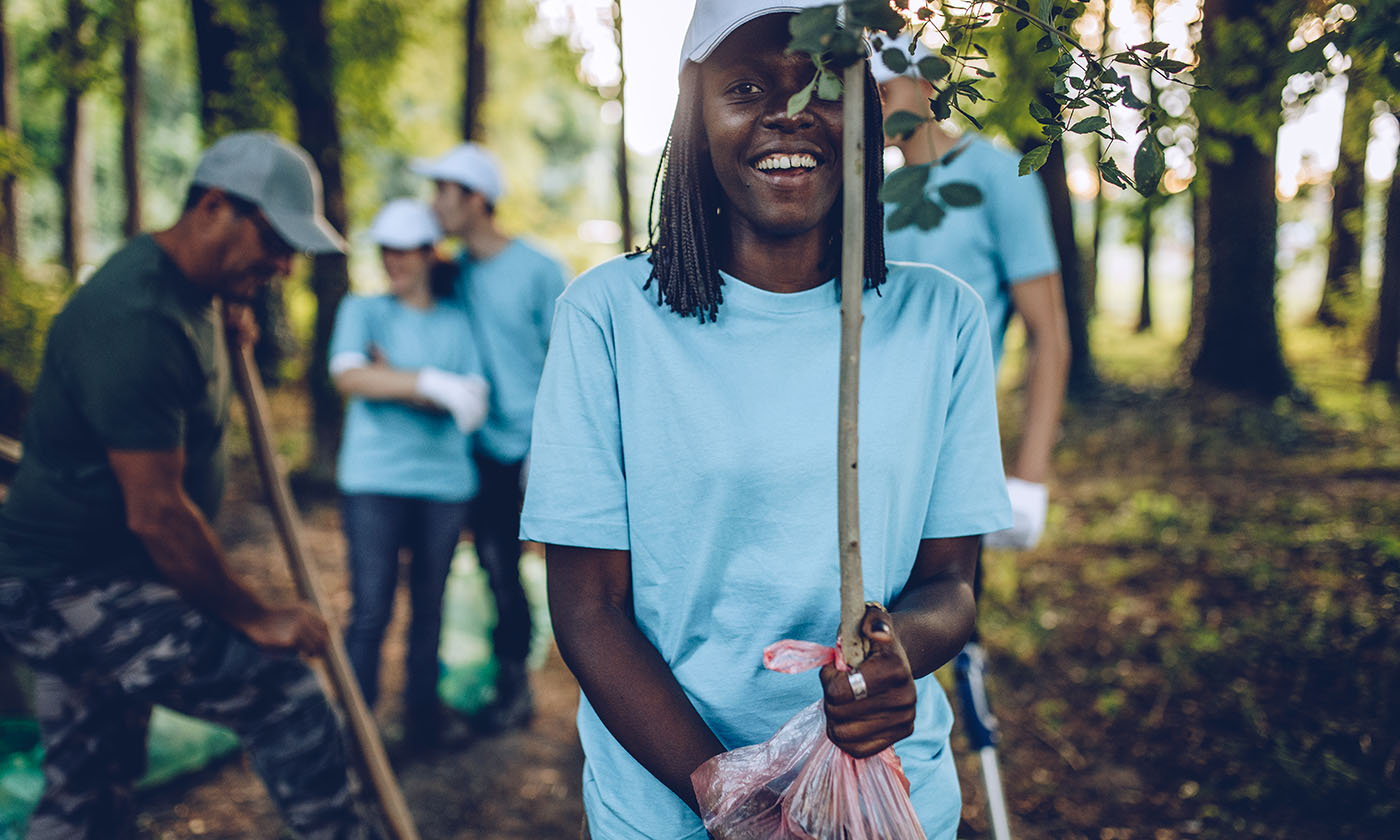Seeing Color in Green Spaces: How to Increase Diversity in Conservation