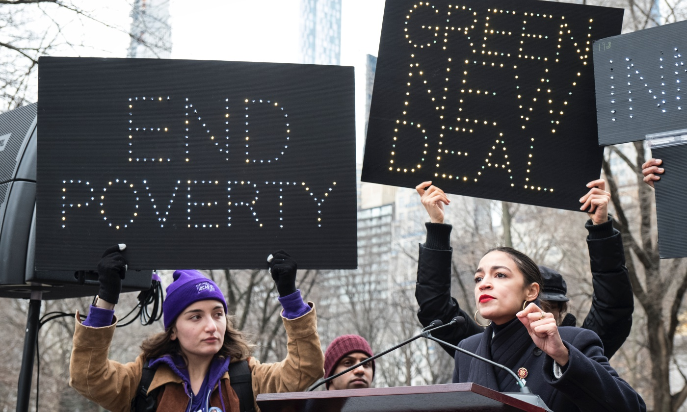 The Green New Deal: Movements (Finally) Get Visionary Again