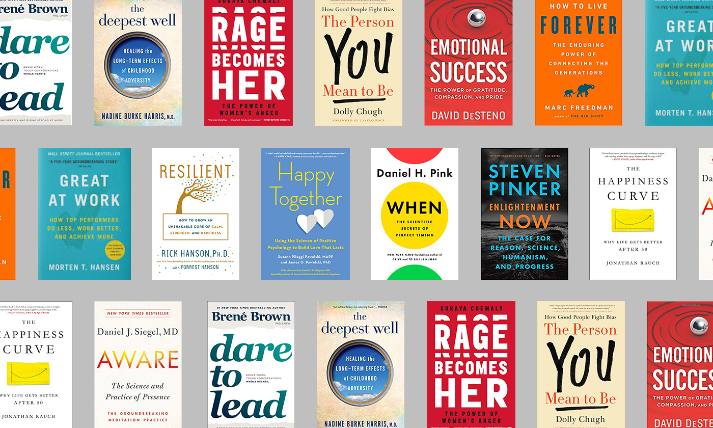 Best Books of 2018 for a Meaningful Life