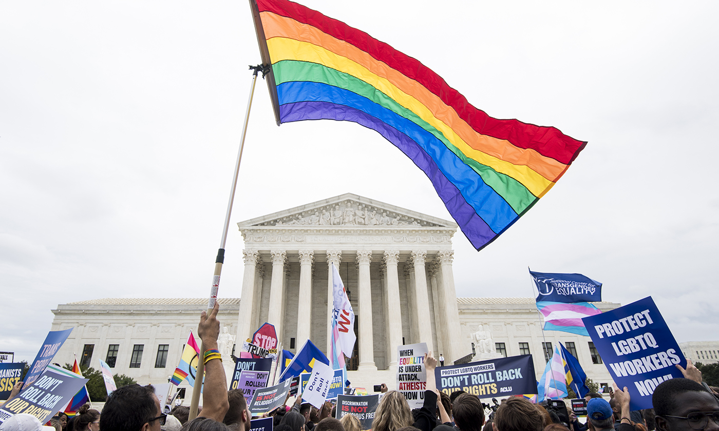 While Supreme Court Waffles, Cities Stand Up for LGBT Workers' Rights