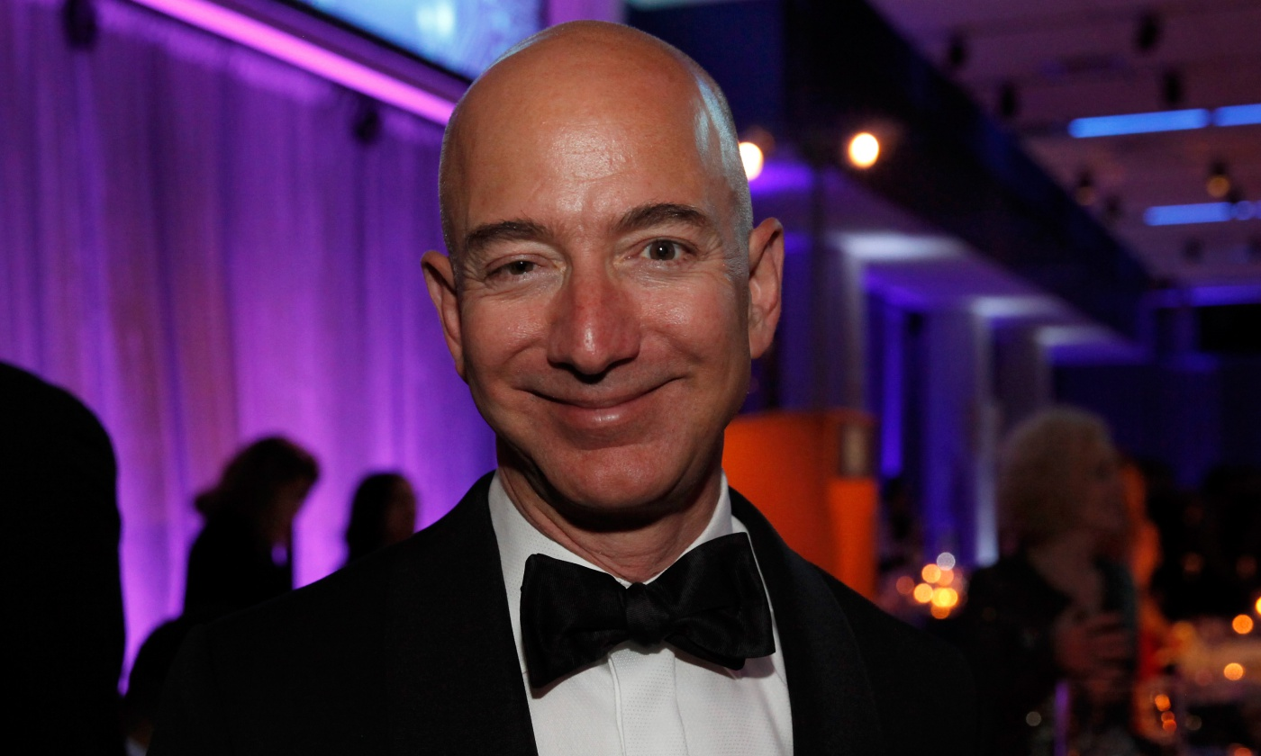 Dear Jeff Bezos, Let's Talk About Your Money and How It Can Actually Benefit the Planet