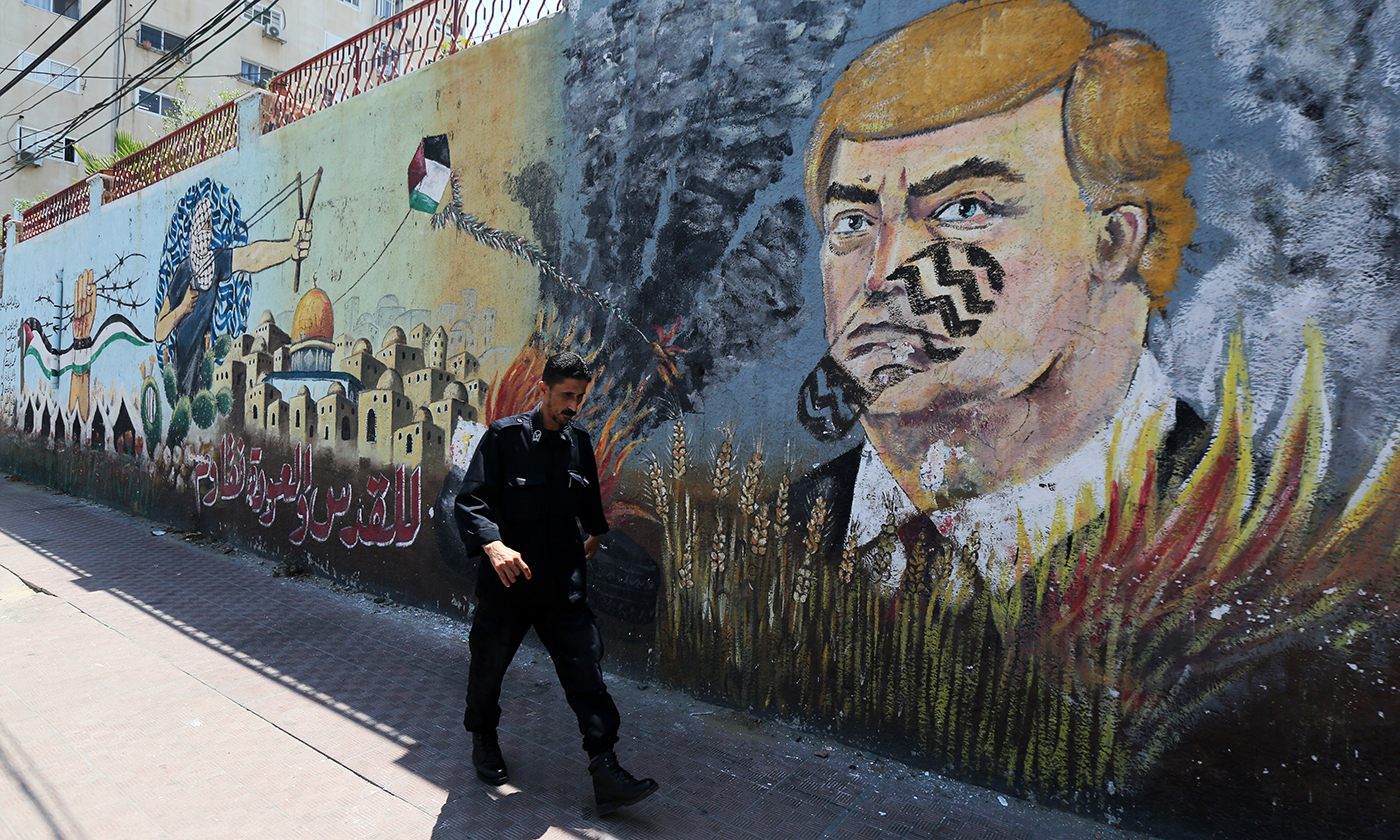 Resisting the Wall Industry, From Mexico to Palestine