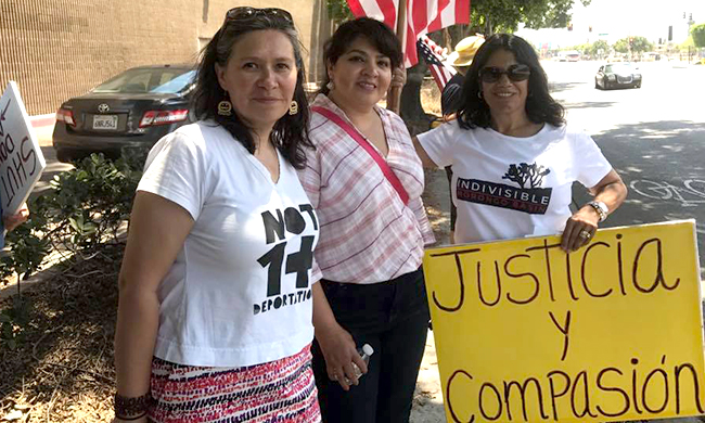 I Stood Up to ICE, and Now They're Trying to Deport Me
