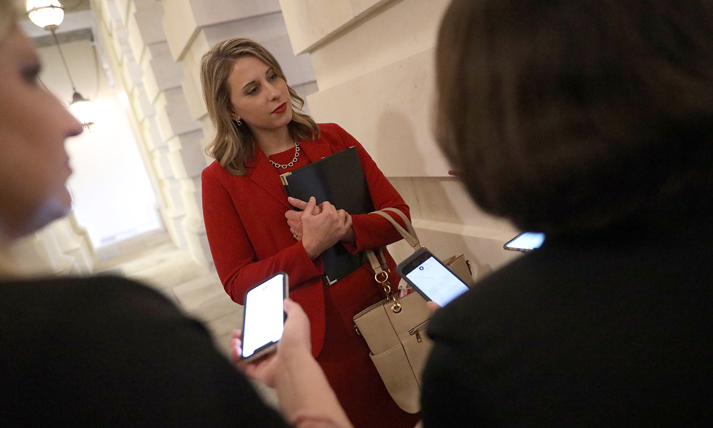 """Call Katie Hill's """"Scandal"""" What It Is: Sexual Assault"""