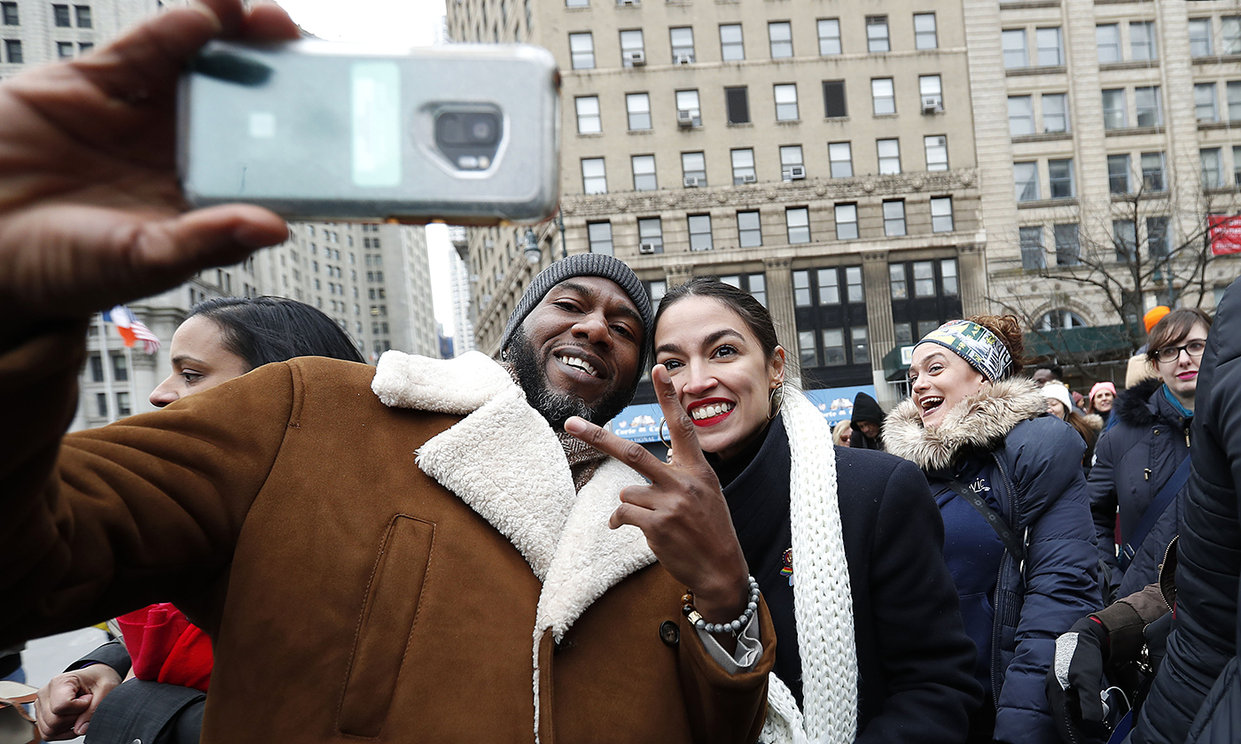 Ocasio-Cortez Was Not at Davos, and That Means More Than You Think
