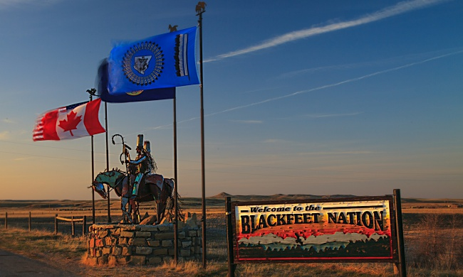 """This Is the Right Thing to Do"": Energy CEO on Ending Leases to Drill Near Blackfeet Nation"