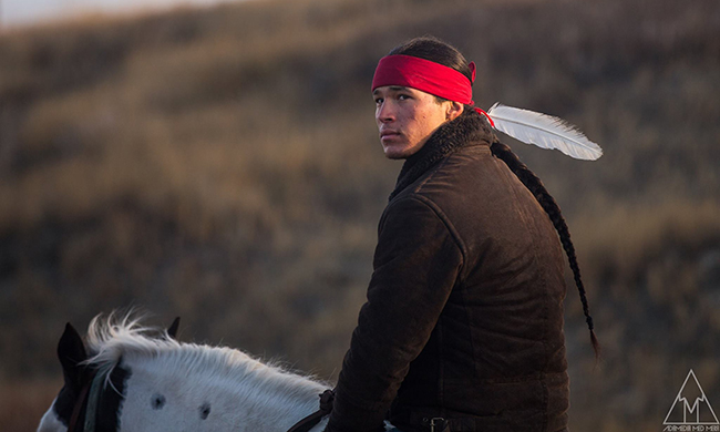 The White Horse and the Humvees—Standing Rock Is Offering Us a Choice