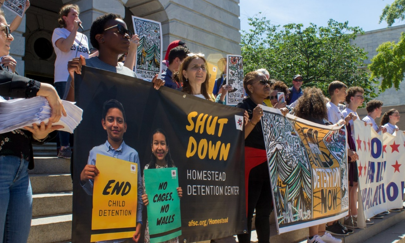 How We Shut Down the Nation's Largest Child Detention Center