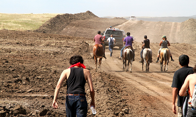 A Strategy to Stop the Funding Behind the Dakota Access Pipeline