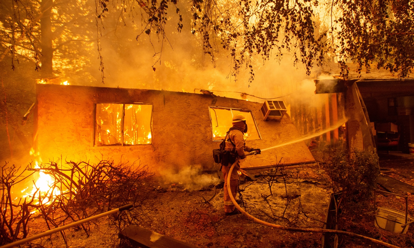 How My Settler-Ancestors Set Us Up for Uncontrollable Wildfires