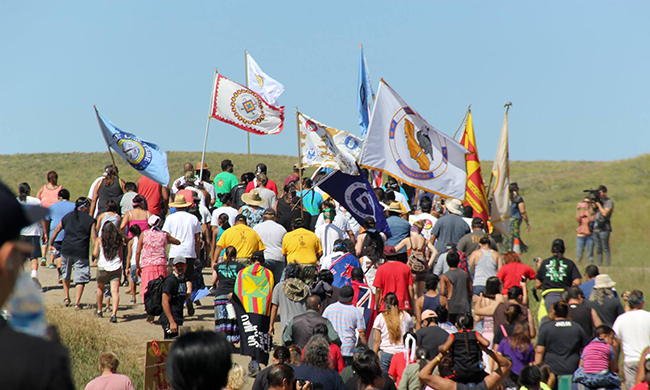 A Test of U.S. Climate Leadership Will Be How We Treat the Standing Rock Sioux