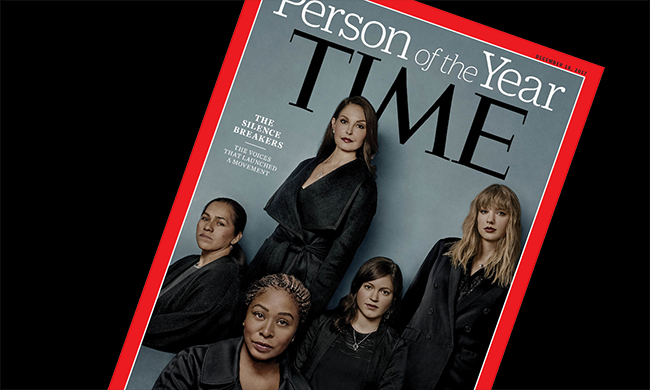 "The Problem With ""Silence Breakers"" as TIME's Person of the Year"