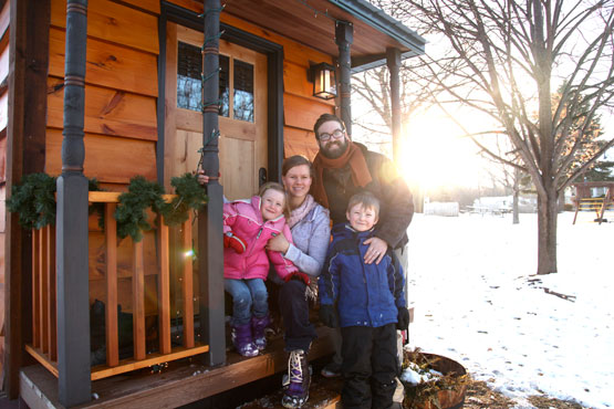 Tiny House Living: How Two Families Made It Work—Teenagers, Sleepovers, Alone Time, and All